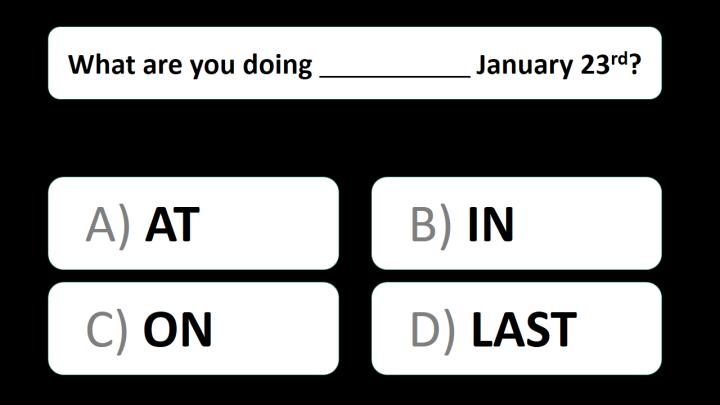 My Quiz 2.0