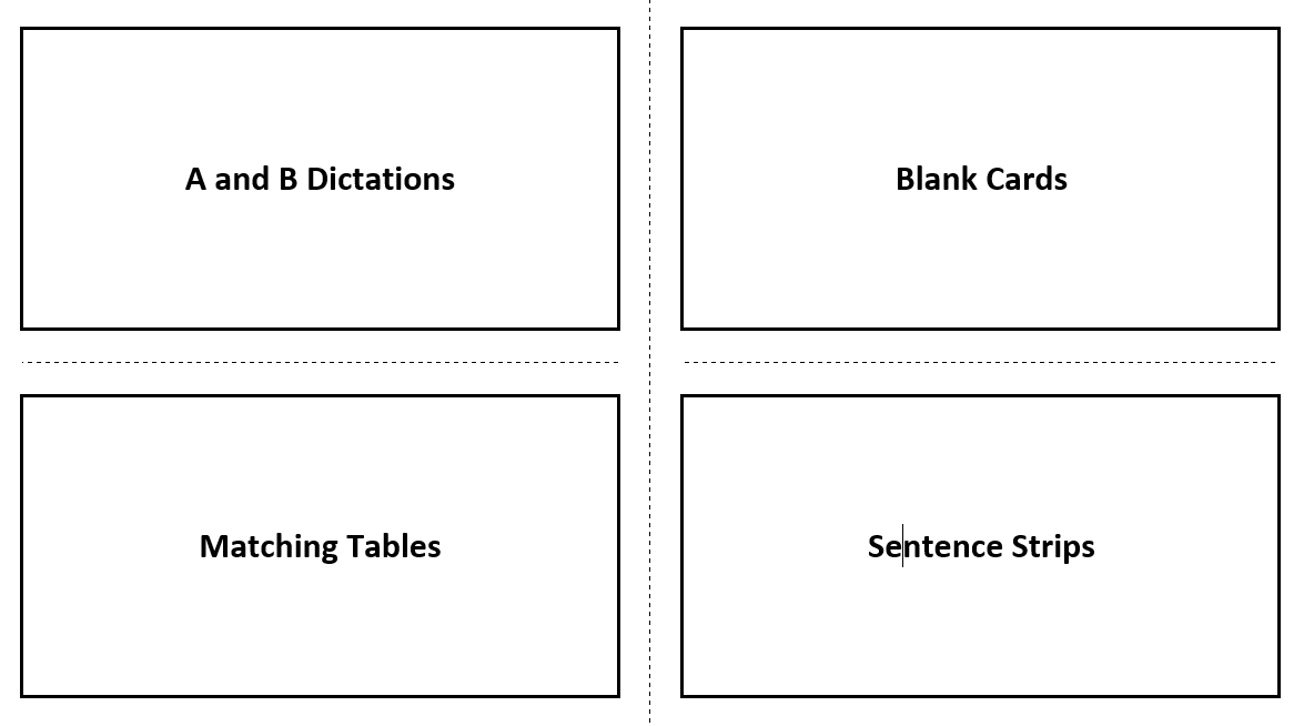 making word templates