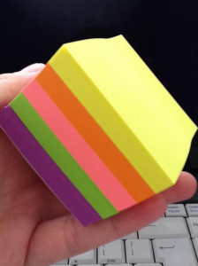 Post-It Notes (Eltpics-VickyLoras)