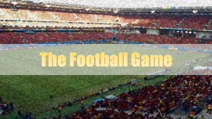 The Football Game - Featured Image