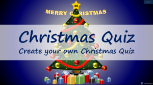 Christmas Quiz - Featured image