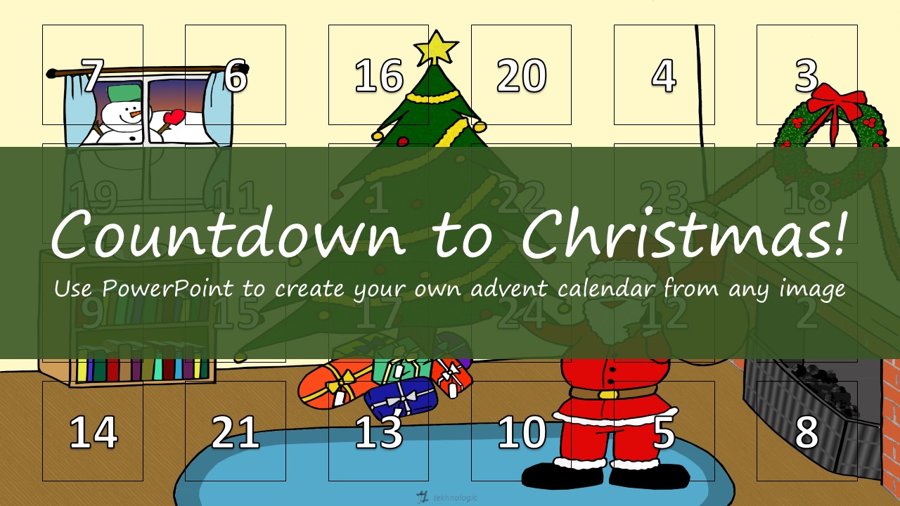 Countdown to Christmas - Featured Image