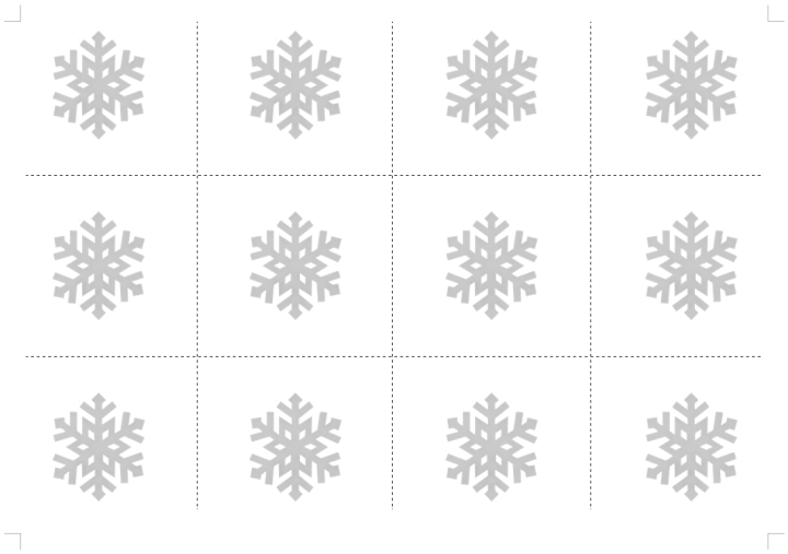 Clues & Snowsflakes - Word Template.PNG