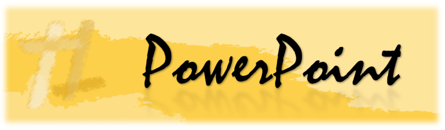 PowerPoint Header