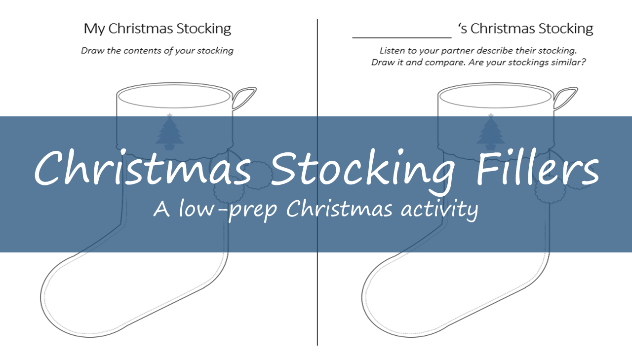 Stocking Fillers - Featured Image
