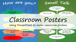 Classroom Posters - Featured Image
