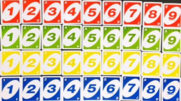 Jeopardy with cards