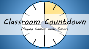 Classroom Countdown - Featured Image