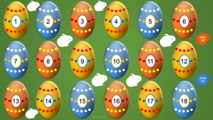Easter Egg Hunt Screenshot
