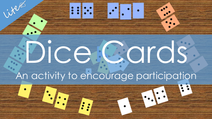 Dice Cards - Featured Image