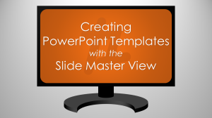 Slide Master View - Featured Image