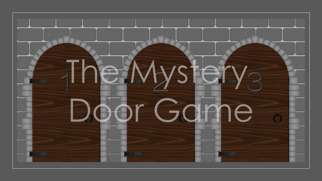 Activity PowerPoint & The Mystery Door Game \u2013 tekhnologic