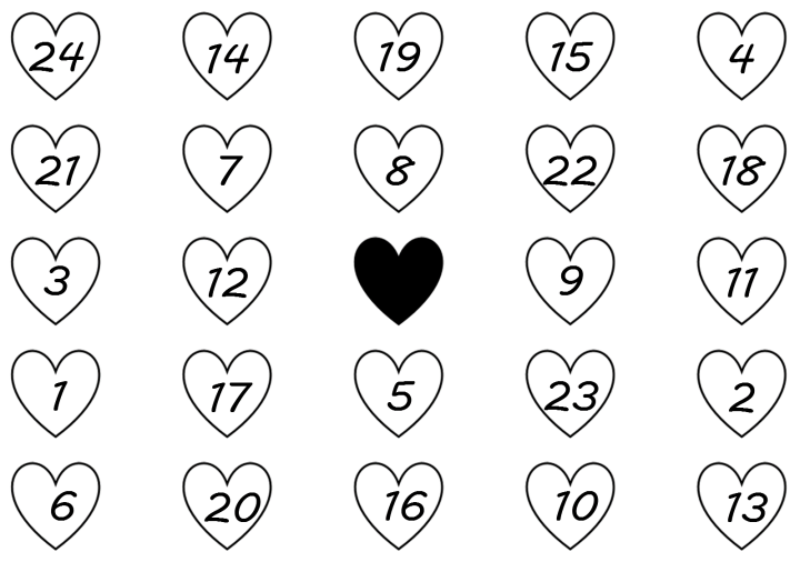 hearts-bingo-numbered