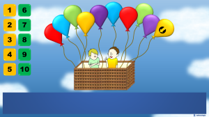The Balloon Game Screenshot