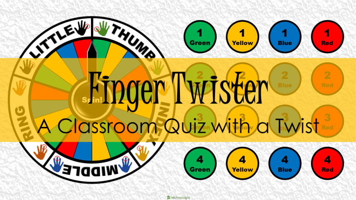 Finger Twister - Featured Image