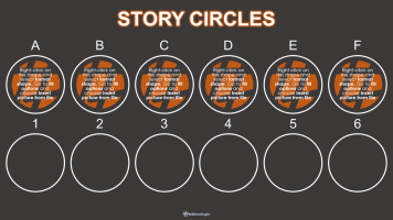 Story Circles - Pictures Only