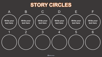 Story Circles - Text Only