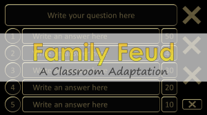 Family Feud - Link Image