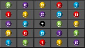 Bingo - Menu Screen