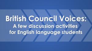 British Council Voices Link